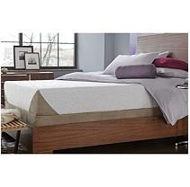 firm memory foam with gel core bed