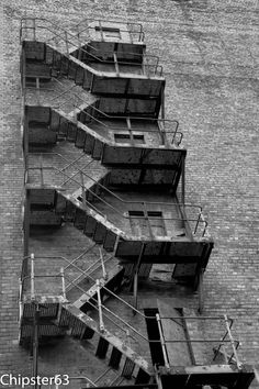 Chipster63 Photography: Stairs to Nowhere
