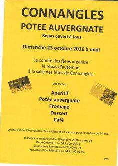 Potée Auvergnate - 23 octobre 2016