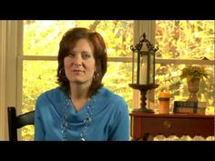 Twelve Women of the Bible Group Bible Study with Lysa TerKeurst - YouTube This is very good about Eve.