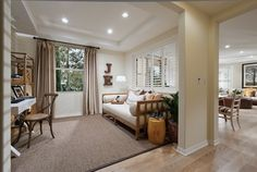 Check out the beautiful Residence 1 in Santa Clara at Stonegate
