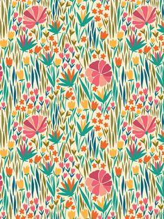 Flower boom! on Behance