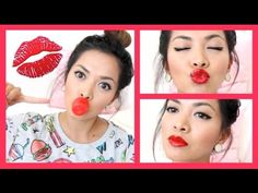 FULL LIPS Enhancer Without Injections? First Impression Review! - ThatsHeart - YouTube