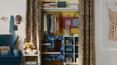Closet organization can be tricky - especially when you're trying to store a lot of stuff. Maximize your closet space with these clever clothing storage tips. From kid's closets to walk-in closets, these strategies will help you streamline storage and stay organized.