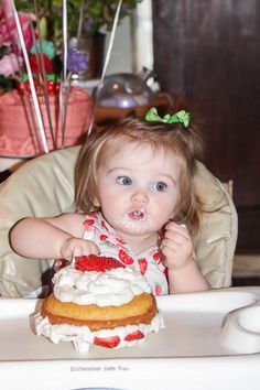 Strawberry SMaSh shortcake