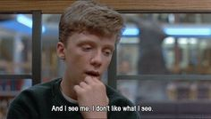 breakfast club quotes are amazing...all teens should have to watch this!