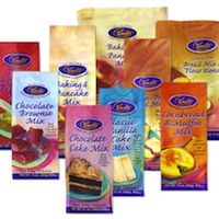 BEST Gluten free food ever! cake mixes, flour blends, pre packaged cookies - SO delish!