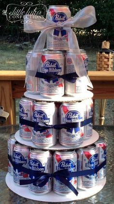 Beer Cake. too funny!!