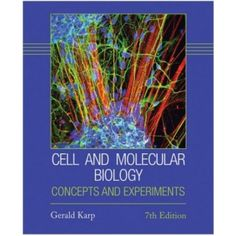 Microbiology principles and explorations 8th edition pdf free title cell and molecular biology concepts and experiments edition 7th edition isbn 10 fandeluxe Choice Image