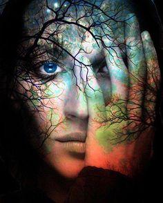 Astraia Vivia - Lightworker Teachings - Ashvatha Tree ..... i love ART WORK