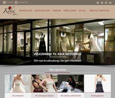 Kjære kunder og venner! KikaWeddings hjemmeside er ferdig! Velkommen til www.kika.no Bergen, Coat, Shopping, Fashion, Moda, Sewing Coat, Fashion Styles, Peacoats, Fashion Illustrations