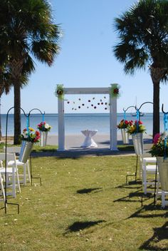 Gerbera Wedding