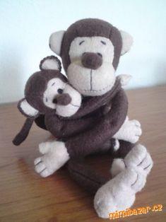 malá a veľká opica