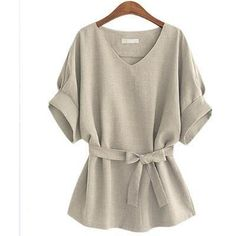 Brand Women Deep V-neck Lantern Sleeve Bandage Lace Up Bow Shirts Elegant Vintage Slim Waist Chiffon Pullover Button Blouse Tops To Produce An Effect Toward Clear Vision Back To Search Resultswomen's Clothing