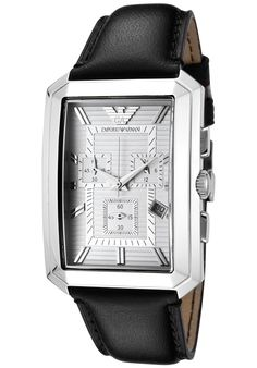 Price:$178.75 #watches Emporio Armani AR0472, Effortlessly matching any suit, this classy Emporio Armani with its cool, bold design, will elegantly go with anyone's style Emporio Armani, Classy, Suit, Watches, Accessories, Design, Style, Fashion, Swag
