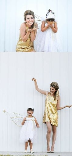Kaitlin Malone (_kaitlinbrooke) on Pinterest - mother daughter halloween costume ideas