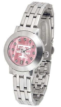 Tennessee Lady Volunteers Ladies Dynasty Watch With Mother Of Pearl Dial