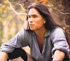 Eric Schweig in the Last of the Mohicans era  -- might have been Jackson but OMG I want to use him again. Thought he should have been featured so much more in LotM