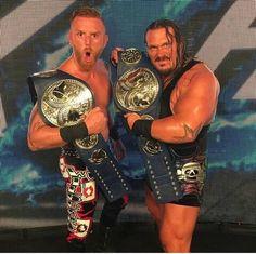 Heath slater and Rhino, Smackdown Tag Team Champions