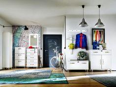Tenzo Schoenenkast Malibu - X X - Oranje Tenzo, Decor, Furniture, Home, Entryway, Home Decor