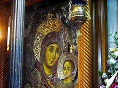 Íconos de la Virgen María. Israel