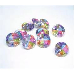 Four color gemstones
