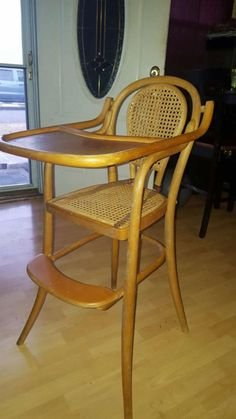 Bright Antique Antique High Chair Antique Pram Babies High Chair Pram Type French