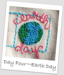 Day Four~Earth Day | by Klucking Bear