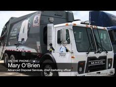 A special edition of Curbside Live - 100 years of the garbage truck