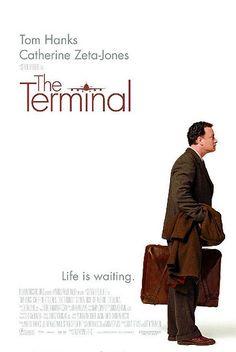 The Terminal è un film del 2004 diretto da Steven Spielberg ed interpretato da Tom Hanks, Catherine Zeta-Jones e Stanley Tucci.