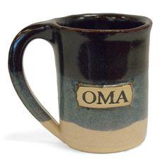 Oma (German Grandmother) Mug   Random Acts of Art