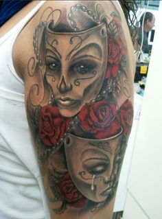 Done by Zdenek from Mundus Tattoo