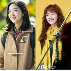 Korean Actresses, Asian Actors, Korean Actors, Kim Go Eun Goblin, Dramas, Oh My Venus, Cheese In The Trap, Gong Yoo, Cornrows