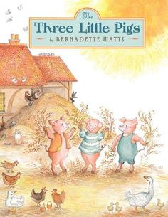 The classic story of the Three Little Pigs with terrific illustrations and a pre-school friendly ending.  Look for it on lakenet.llcoop.org
