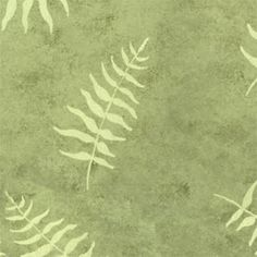 Quickly and easily create a unique design on walls in your home with our Fern Faux Finishing Stencil!