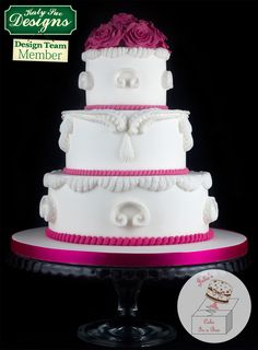 Great Cake Decorating Ideas from Katy Sue Designs