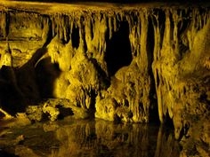 12 Hidden Gems in Tennessee: 7) Raccoon Mountain Caverns - Chattanooga