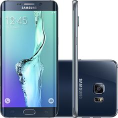 Americanas Samsung Galaxy S6 Edge PLUS Preto 32GB