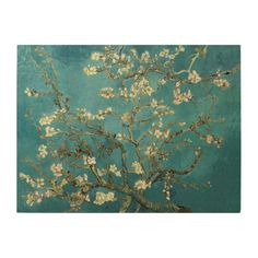Shop for Vintage wood wall art on Zazzle. Have your favorite picture, artwork, or inspirational text printed on wood! Van Gogh Prints, Van Gogh Almond Blossom, Wood Company, Post Impressionism, Wood Canvas, Photo On Wood, Vincent Van Gogh, Vintage Gifts, Wood Wall Art