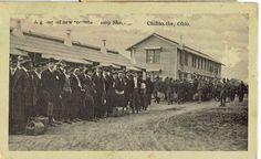 New Recruits Camp Sherman, Ohio