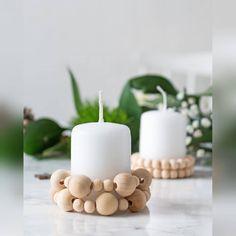 Diy Home Crafts, Diy Home Decor, Diy Home Accessories, Diy Interior, Dollar Store Crafts, Diy Candles, Christmas Deco, Handmade Home, Diy Gifts