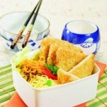 Japanese Food, Bento, Shrimp, Food Photography, Lunch Box, Cooking Recipes, Foods, Detail, Food Food