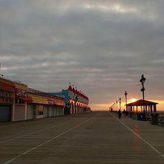 An early morning, off season sunrise in this beautiful city!⠀ @espphoto #iloveocnj⠀ #ocnj #oceancitynj #nj #newjersey #jerseyshore #ocnj #oceancity #southjerseyoceancity,newjersey,oceancitynj,iloveocnj,nj,southjersey,ocnj,jerseyshore