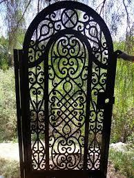 ornate iron gate - Pesquisa Google
