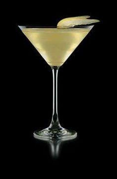 Asian Pear Martini - Ginger & Pear = Perfect
