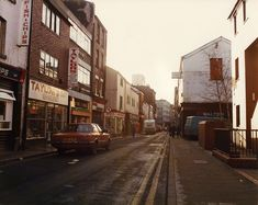 26 Snapshots Of Manchester In The 1980s - Flashbak