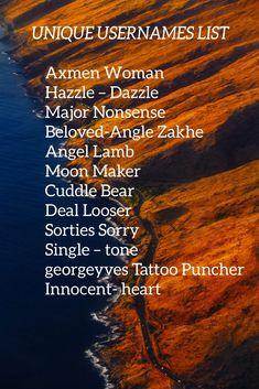 Untaken Roblox Usernames 2020 10 Best Aesthetic Usernames Images Aesthetic Usernames Aesthetic Aesthetic Names