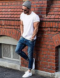 6 Playful Tips AND Tricks: Urban Fashion Plus Size Shirts urban wear summer outfit ideas.Urban Wear For Men Shirts urban wear streetwear men. Men Looks, Mode Outfits, Casual Outfits, Stylish Men, Men Casual, Casual Styles, White Casual, Mode Swag, Streetwear