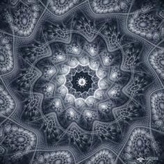 Center of All Mandala by James Alan Smith
