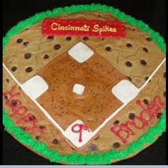 Totally buying myself a cookie cake this year. It's happening.
